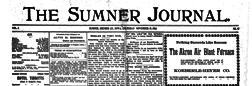 Sumner Journal newspaper archives