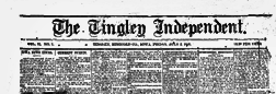Tingley Independant newspaper archives