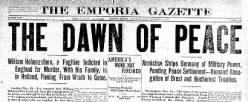 Emporia Gazette newspaper archives