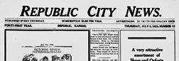 Republic City News newspaper archives