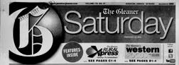 Kingston Gleaner Saturday newspaper archives