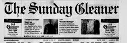 Kingston Sunday Gleaner newspaper archives