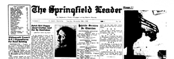 Springfield Leader newspaper archives
