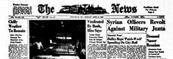 Frederick News Post Journal newspaper archives
