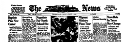Frederick News newspaper archives