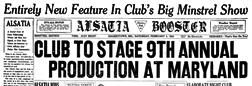 Alsatia Booster newspaper archives