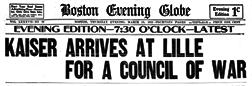 Boston Evening Globe newspaper archives