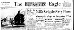 Berkshire Eagle newspaper archives