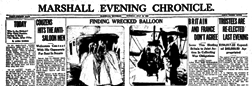 Evening Chronicle newspaper archives