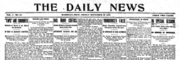 Marshall Daily News newspaper archives