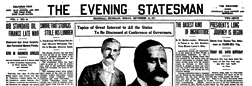 Marshall Evening Statesman newspaper archives
