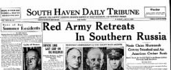 South Haven Daily Tribune newspaper archives