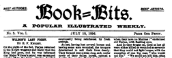 Book Bits newspaper archives