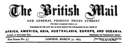 British Mail newspaper archives