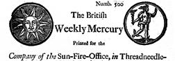 British Weekly Mercury newspaper archives