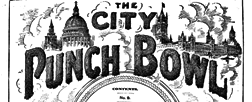 City Punch Bowl newspaper archives