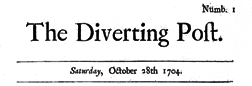 Diverting Post newspaper archives