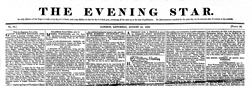 Evening Star newspaper archives