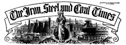 Iron Steel And Coal Times newspaper archives