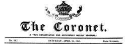 London Coronet newspaper archives