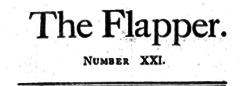 London Flapper newspaper archives