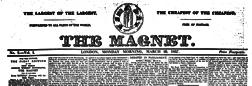 London Magnet newspaper archives