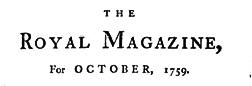 London Royal Magazine newspaper archives
