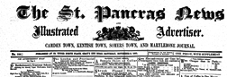 London St Pancras News Illustrated And Advertiser newspaper archives
