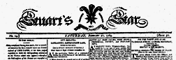 London Stuart Star And Evening Advertiser newspaper archives