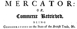 Mercator newspaper archives