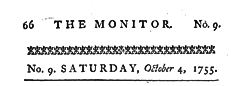 Monitor newspaper archives