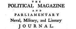 Political Magazine newspaper archives