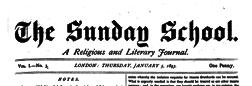 School newspaper archives