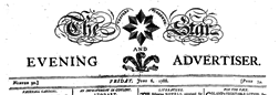 Star And Evening Advertiser newspaper archives