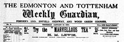 Weekly Guardian newspaper archives