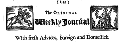 Weekly Journal newspaper archives