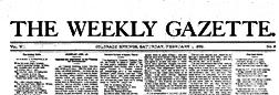 Edinburgh Scotsman newspaper archives