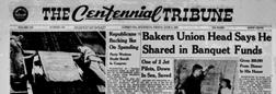 Albert Lea Centennial Tribune newspaper archives