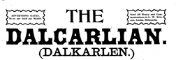 Anoka Dalcarlian newspaper archives
