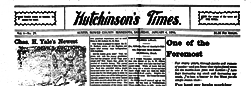 Austin Hutchisons Times newspaper archives