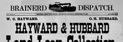 Brainerd Dispatch newspaper archives