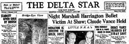 Greenville Delta Star newspaper archives