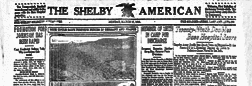 Shelby America newspaper archives