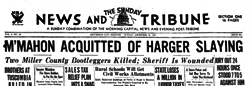 Jefferson City News And Tribune newspaper archives