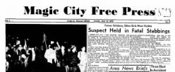 Magic City Free Press newspaper archives