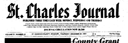 Saint Charles Journal newspaper archives