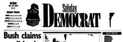 Sedalia Sunday Democrat newspaper archives