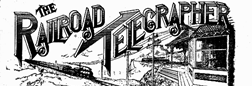 Railroad Telegrapher newspaper archives