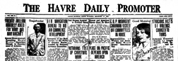 Havre Daily Promoter newspaper archives