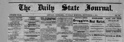 Lincoln Daily Nebraska State Journal newspaper archives